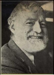 Ernest Hemingway (1899 — 1961)