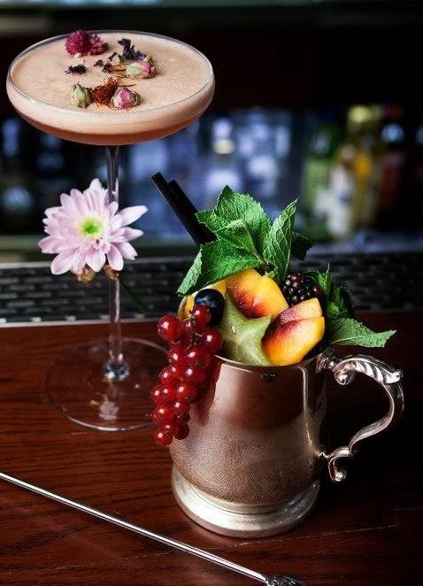 Thelma Dodd Cocktail