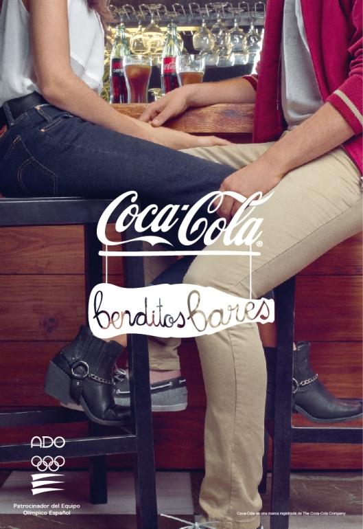 Coca-Cola Benditos Bares Imagen
