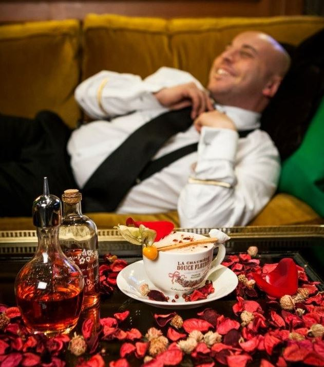 Alseides Cocktail, Las flores en la coctelería por Luca Anastasio (1/2)