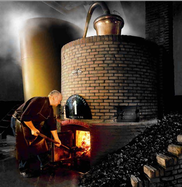 Distillation Ketel One