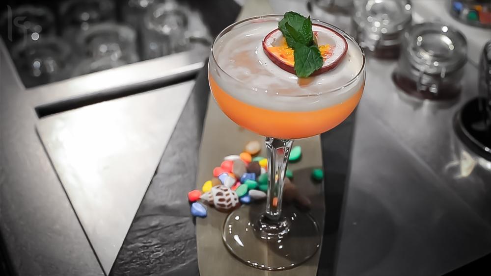 ALOHA! Luca Anastasio nos presenta Hawaiian Club Cocktail (4/5)