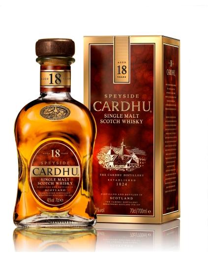 CARDHU 18