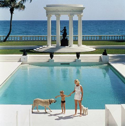 Slim Aarons Photography